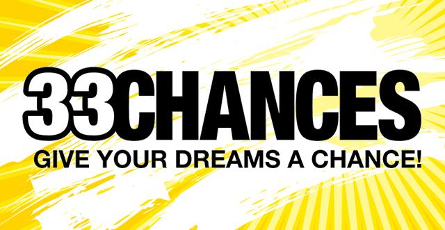 Thirty Three Chances