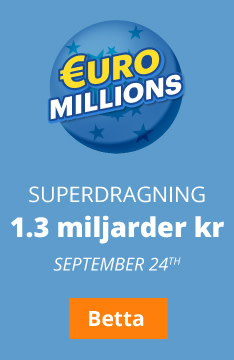 EuroЬillions Superdraw 24 September 2021