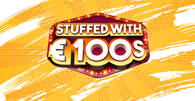 Stuffed with 100s