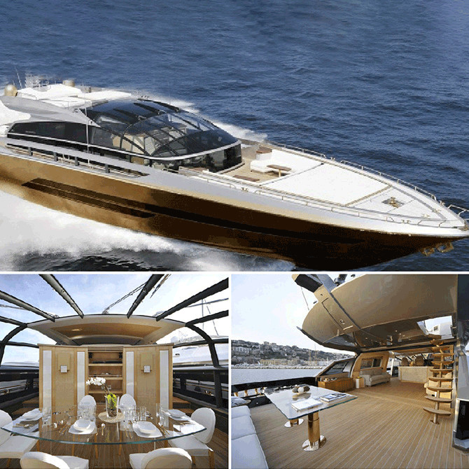 supreme yacht