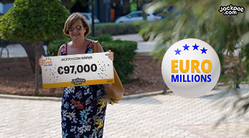 Maltese Player Wins €97,000