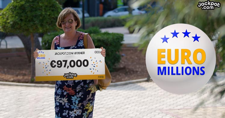 Maltese Player Wins €97,000 With Our EuroMillions