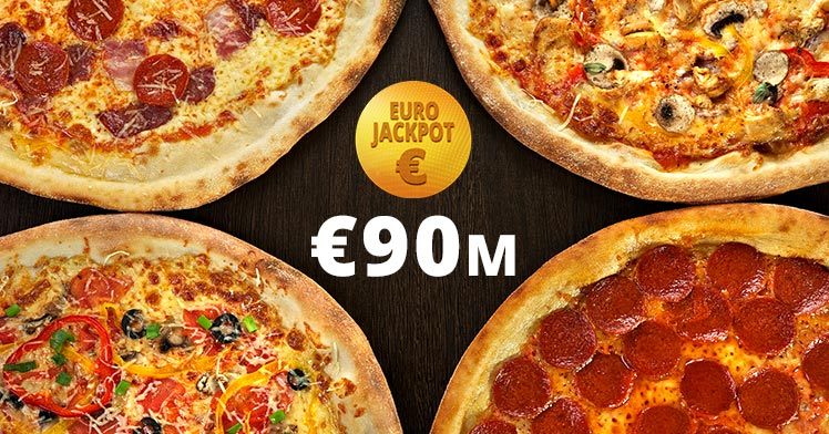 The EuroJackpot has reached its £80 million limit