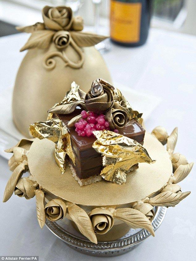 Chocolate Egg dessert