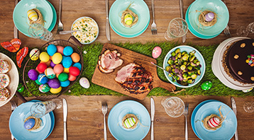Jackpot.com's Guide To  Easter Feast!