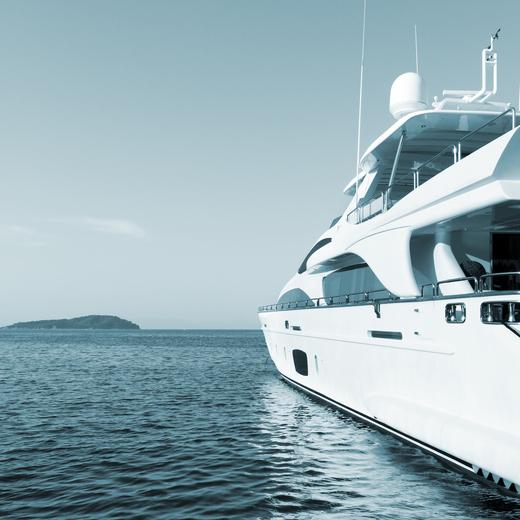 A Super-duper Yacht