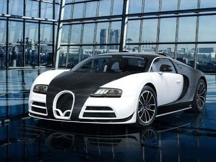 Limited Edition Bugatti Veyrons