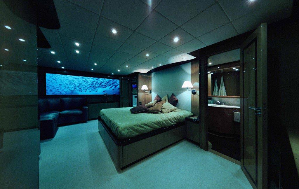 Lover's Deep Luxury Submarine