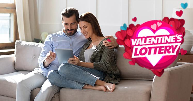 Valentine's Lottery