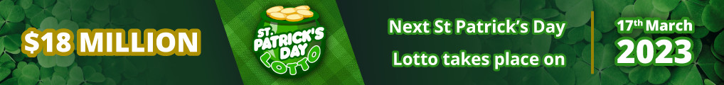 St. Patrick's Day Lottery