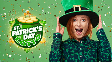 St Patrick's Day Lottery