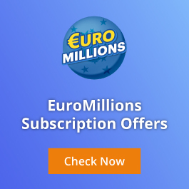 Euromillions Subscription Offers
