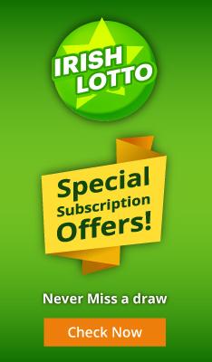 Irish Lotto Subscription