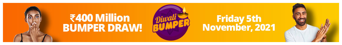 Diwali Bumper Lottery